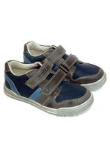 Pantofi sport piele Ponte 20 Albastru