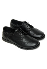 Pantofi piele Frigerio Negru