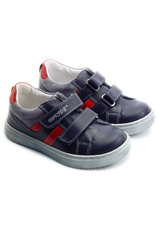 Hokide® Pantofi sport piele Bleumarin 316